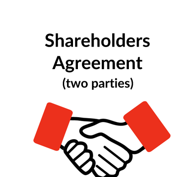 Shareholders Agreement Template (Two Parties)