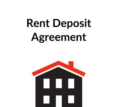 Rent Deposit Agreement