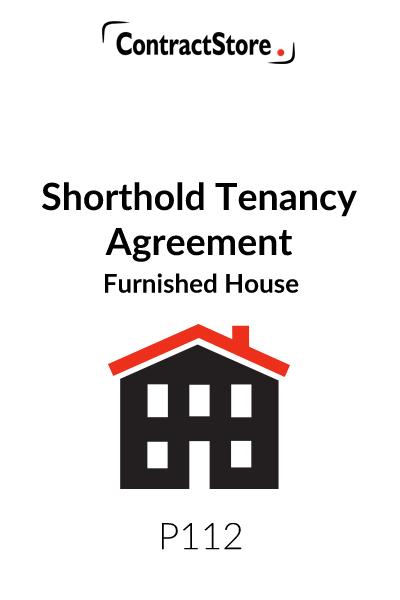 Shorthold Tenancy Agreement – Furnished House