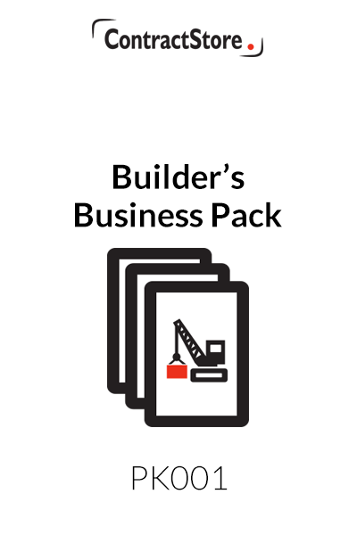 Builder's Business Pack