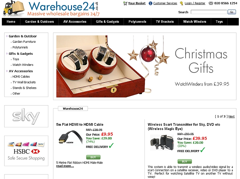 Warehouse24 uses ContractStore documents to protect its customers and business