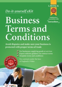 Business Terms & Conditions e-kit