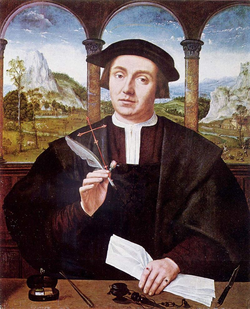 Quentin Matsys (1456/1466–1530) - The Yorck Project: 10.000 Meisterwerke der Malerei. DVD-ROM, 2002. ISBN 3936122202. Distributed by DIRECTMEDIA Publishing GmbH.