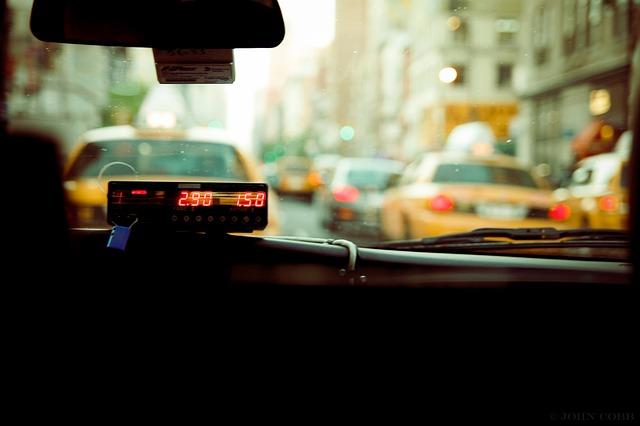 city driving photo