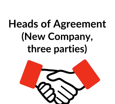 Heads of Agreement (New Company)