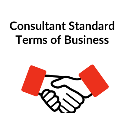 Consultancy Agreement Template UK (Consultant Standard Terms of Business)