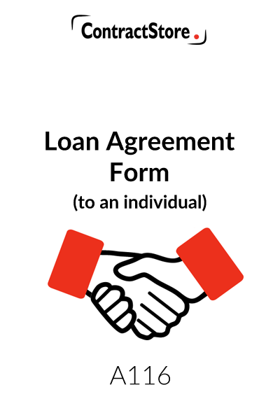 Loan Agreement Template (UK)