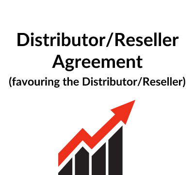 Reseller Agreement (favouring the Reseller)