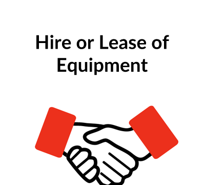 Equipment Hire Agreement UK