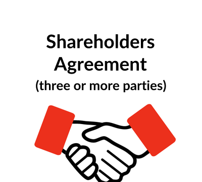 Shareholders Agreement Template (Three or More Parties)
