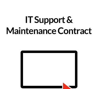 IT Support and Maintenance Contract