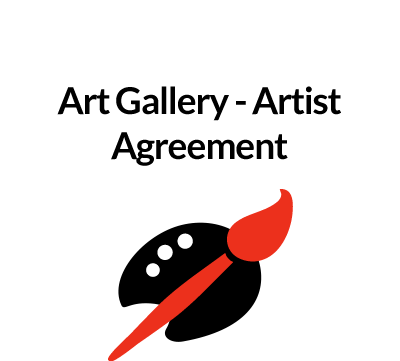 Art Gallery – Artist Agreement