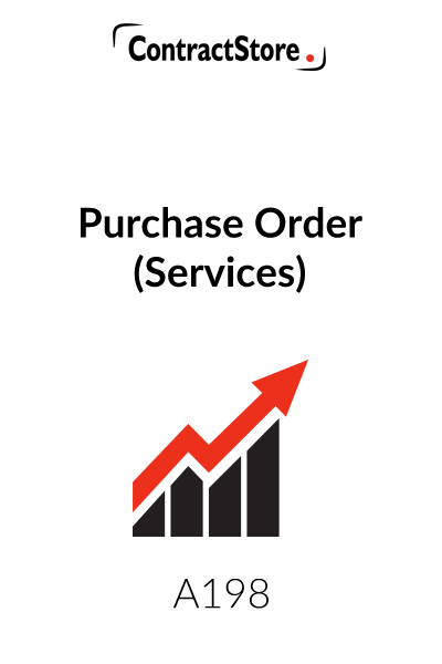 Purchase Order (Services)
