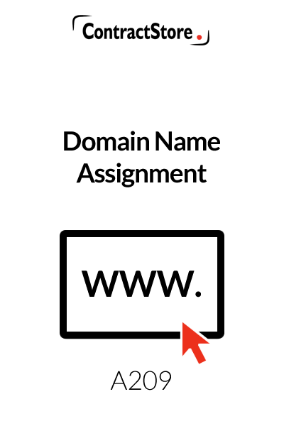 Domain Name Purchase Agreement (Domain Name Assignment)