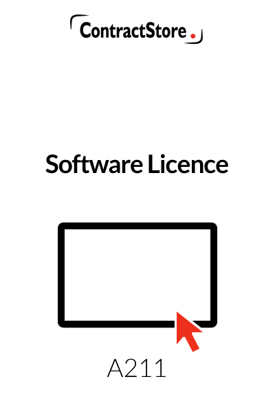 Software Licence Agreement Template