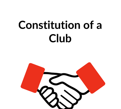 Constitution of a Club
