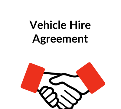 Vehicle Hire Agreement Template UK
