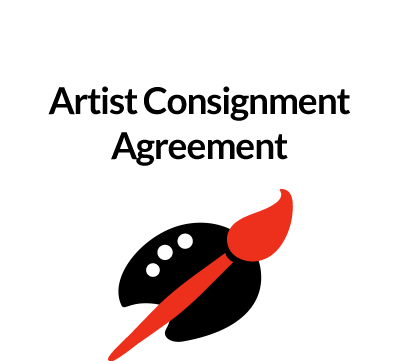Artist Gallery Consignment Agreement (For Artists)