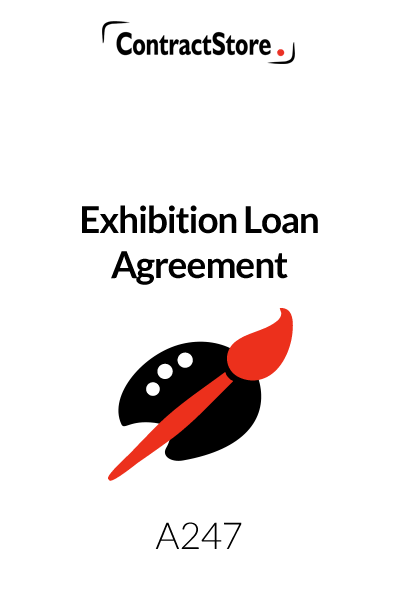 Exhibition Loan Agreement