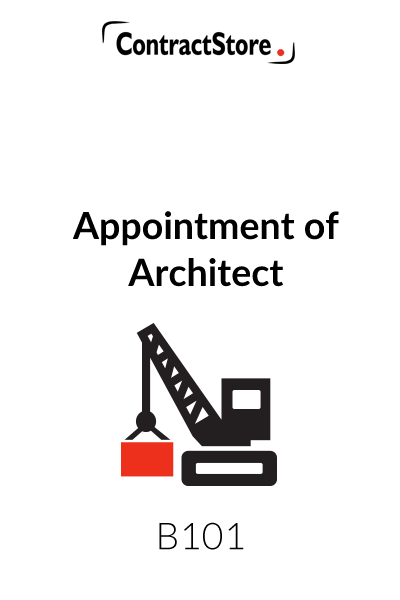 Architects Appointment Contract Template