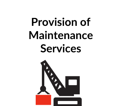 Contract for Provision of Maintenance Services
