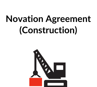 Novation Agreement – Construction