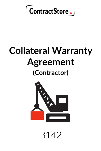 Collateral Warranty Agreement for a Contractor