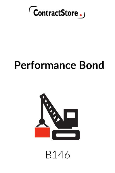 Performance Bond Template