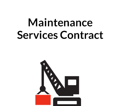 Maintenance Services Agreement Contract Template