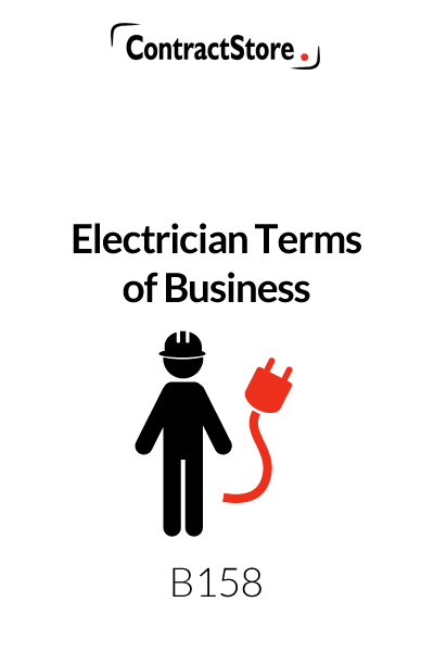 Electrical Contract Agreement Template