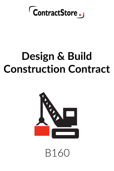 Design Build Construction Contract