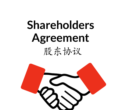 Chinese Shareholders Agreement Template