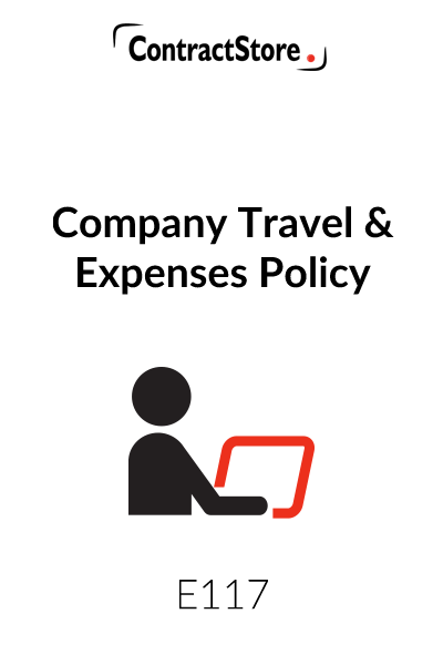 Company Travel & Expenses Policy