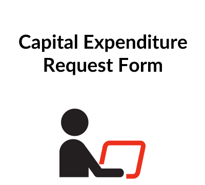 Capital Expenditure Request Form