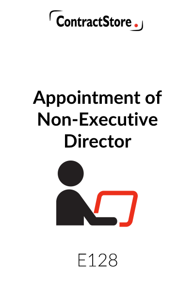 Appointment of Non-Executive Director