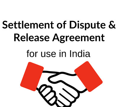 Settlement of Dispute & Release Agreement (India)