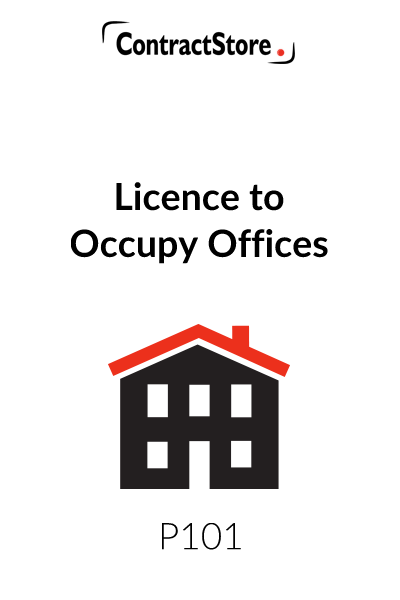Licence to Occupy Offices