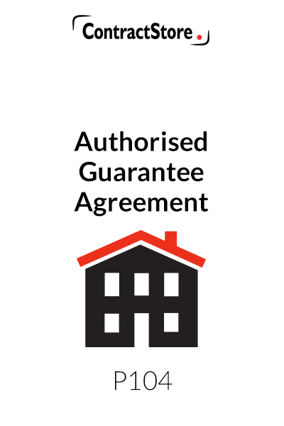 Authorised Guarantee Agreement