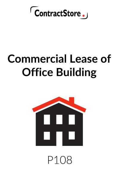 Commercial Lease of Office Building