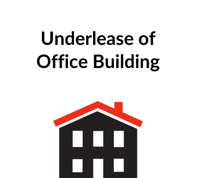 Underlease of Office Building