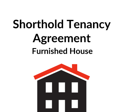 Shorthold Tenancy Agreement – Furnished House
