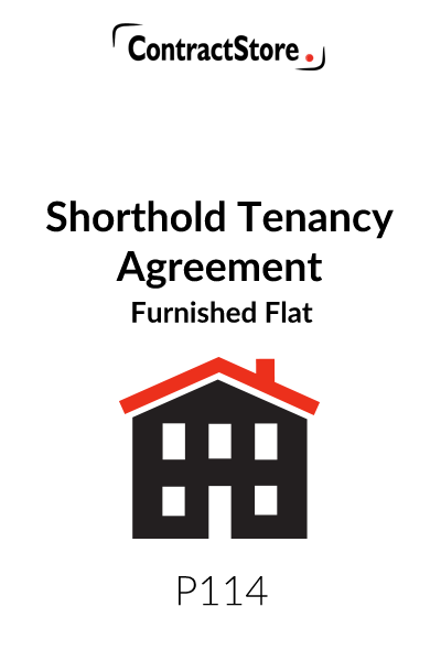 Shorthold Tenancy Agreement – Furnished Flat