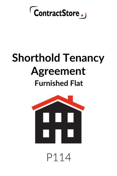 Shorthold Tenancy Agreement – Furnished Flat