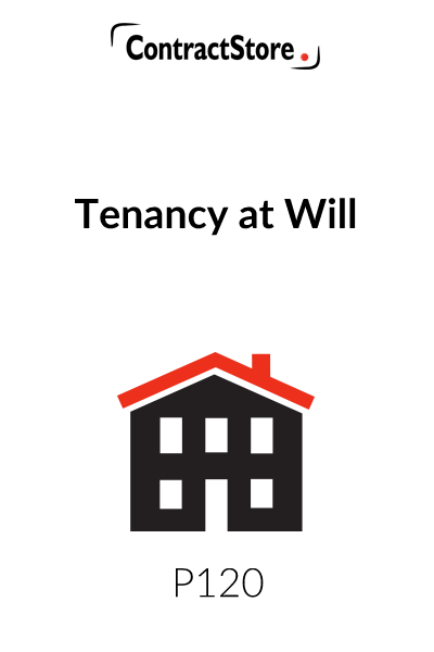 Tenancy at Will