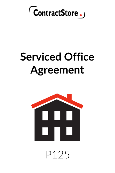 Serviced Office Agreement