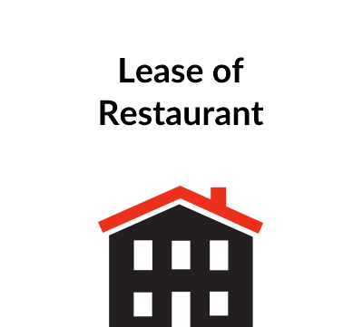 Lease of Restaurant