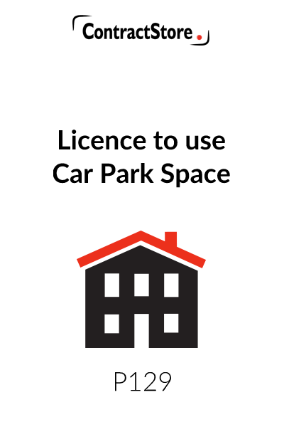 Licence to use Car Park Space