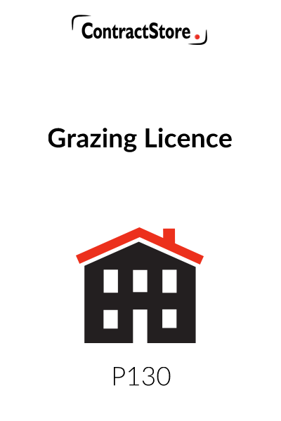 Grazing Licence