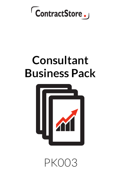 Consultant's Business Pack