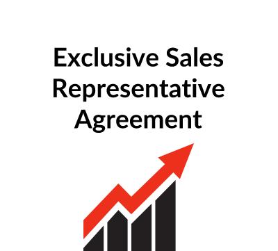 Exclusive Sales Representative Agreement